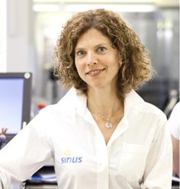 Vera von Rotz Geschäftsführerin mtz sirius